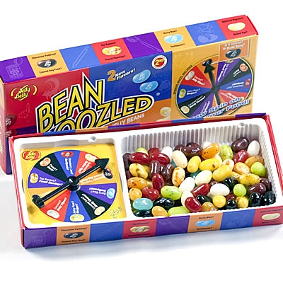 how to tell the difference between bean boozled jelly beans