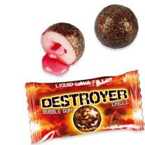 Fini Destroyer Ball Liquid Filled Gum