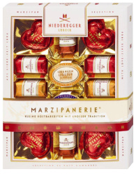 Niederegger Marzipan Marzipanerie Gift Pack 180g